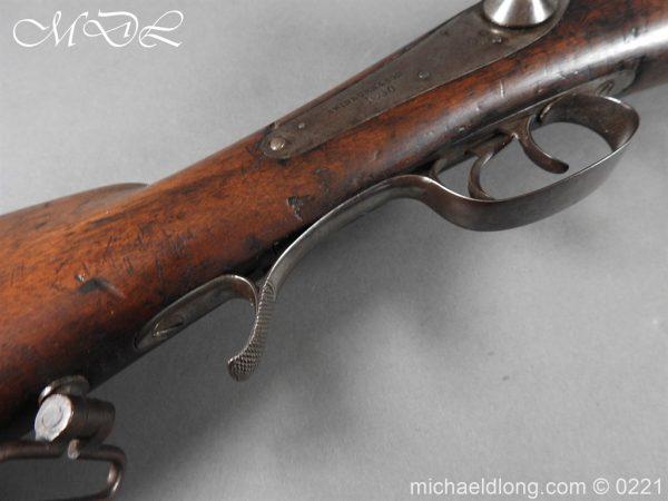 michaeldlong.com 15817 600x450 British 1860 Jacobs Rifle by Swinburn & Son