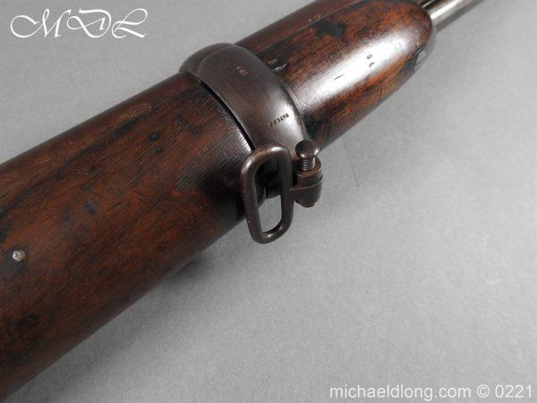 michaeldlong.com 15818 600x450 British 1860 Jacobs Rifle by Swinburn & Son