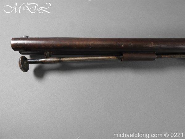 michaeldlong.com 15825 600x450 British 1860 Jacobs Rifle by Swinburn & Son