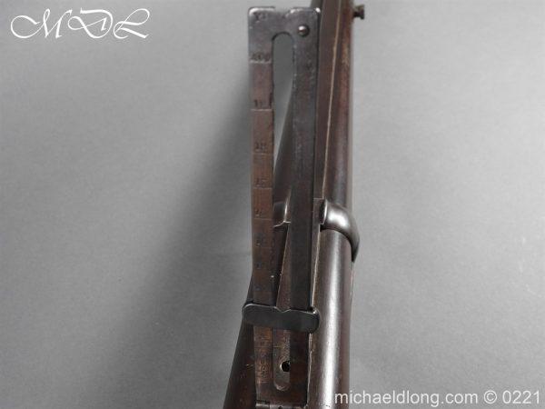 michaeldlong.com 15834 600x450 British 1860 Jacobs Rifle by Swinburn & Son