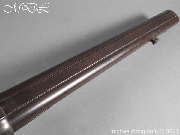 michaeldlong.com 15836 600x450 British 1860 Jacobs Rifle by Swinburn & Son