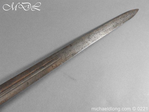 michaeldlong.com 15863 600x450 British Jacobs Sword Bayonet c 1860