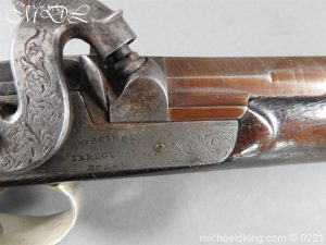 michaeldlong.com 15878 300x225 British Percussion Pistol c 1864 by R Garden Scinde Horse