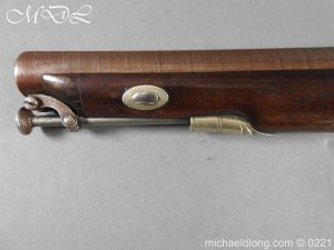 michaeldlong.com 15896 300x225 British Percussion Pistol c 1864 by R Garden Scinde Horse