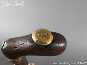 michaeldlong.com 15918 300x225 Day's Patent Breech Loading Percussion Walking Stick Gun