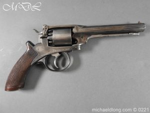 Deane Harding 54 bore Second Model Revolver