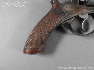 michaeldlong.com 15922 300x225 Deane Harding 54 bore Second Model Revolver