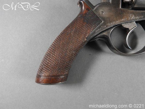 michaeldlong.com 15922 600x450 Deane Harding 54 bore Second Model Revolver