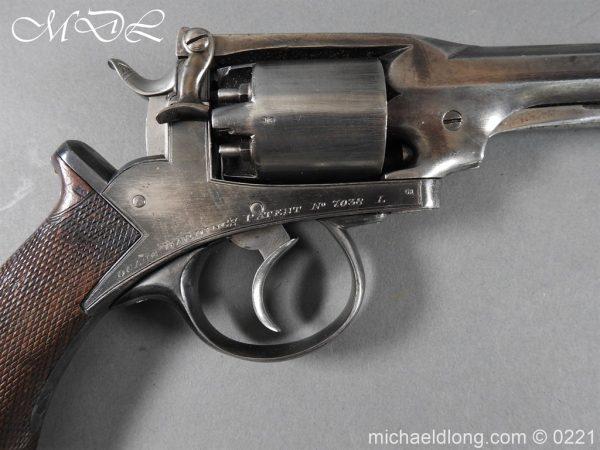 michaeldlong.com 15923 600x450 Deane Harding 54 bore Second Model Revolver
