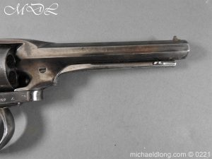 michaeldlong.com 15924 300x225 Deane Harding 54 bore Second Model Revolver