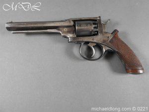 michaeldlong.com 15925 300x225 Deane Harding 54 bore Second Model Revolver