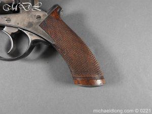 michaeldlong.com 15926 300x225 Deane Harding 54 bore Second Model Revolver