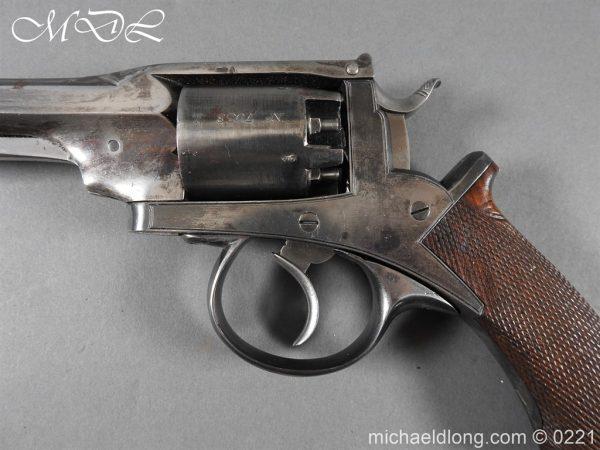 michaeldlong.com 15927 600x450 Deane Harding 54 bore Second Model Revolver