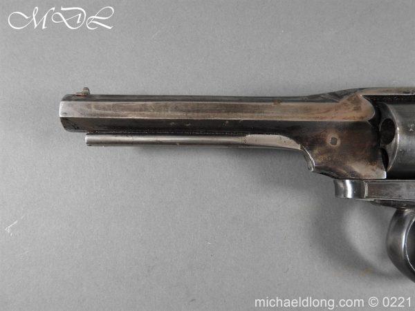 michaeldlong.com 15928 600x450 Deane Harding 54 bore Second Model Revolver