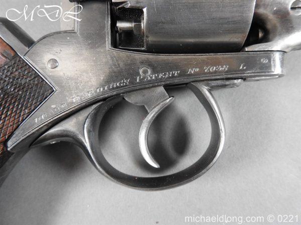 michaeldlong.com 15931 600x450 Deane Harding 54 bore Second Model Revolver
