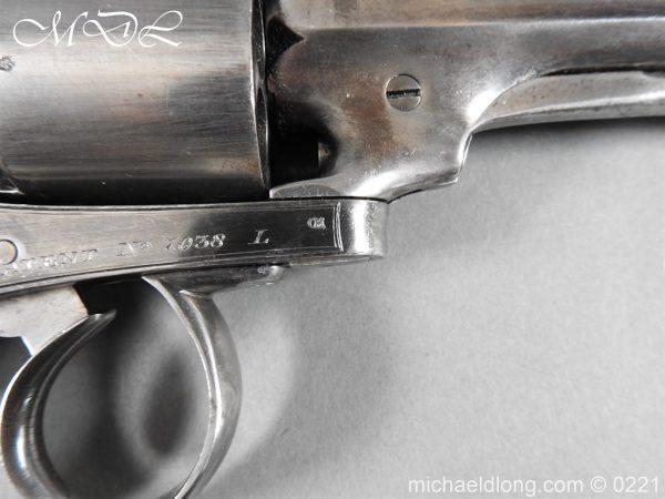 michaeldlong.com 15932 600x450 Deane Harding 54 bore Second Model Revolver
