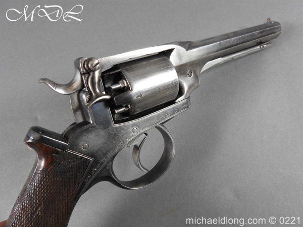 michaeldlong.com 15937 600x450 Deane Harding 54 bore Second Model Revolver