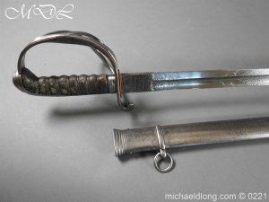 michaeldlong.com 15973 300x225 British Victorian Officer's 1821 Sword by Harman & Co Calcutta