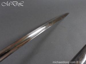michaeldlong.com 15988 300x225 British Victorian Officer's 1821 Sword by Harman & Co Calcutta