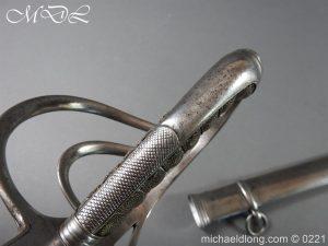 michaeldlong.com 15991 300x225 British Victorian Officer's 1821 Sword by Harman & Co Calcutta