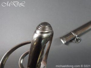 michaeldlong.com 15992 300x225 British Victorian Officer's 1821 Sword by Harman & Co Calcutta