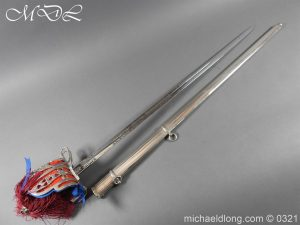 michaeldlong.com 16127 300x225 Royal Scots ER 2 Basket Hilt Sword by Wilkinson