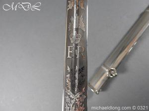 michaeldlong.com 16134 300x225 Royal Scots ER 2 Basket Hilt Sword by Wilkinson