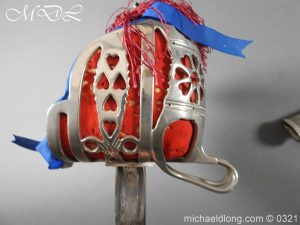 michaeldlong.com 16142 300x225 Royal Scots ER 2 Basket Hilt Sword by Wilkinson