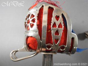 michaeldlong.com 16144 300x225 Royal Scots ER 2 Basket Hilt Sword by Wilkinson