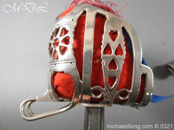 michaeldlong.com 16144 600x450 Royal Scots ER 2 Basket Hilt Sword by Wilkinson