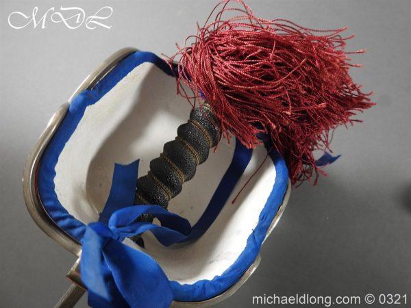 michaeldlong.com 16145 600x450 Royal Scots ER 2 Basket Hilt Sword by Wilkinson