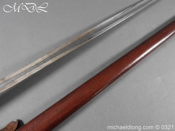 michaeldlong.com 16150 600x450 Victorian Middlesex 5th Rifle Voluneer's Officer's Sword