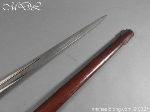 michaeldlong.com 16151 300x225 Victorian Middlesex 5th Rifle Voluneer's Officer's Sword