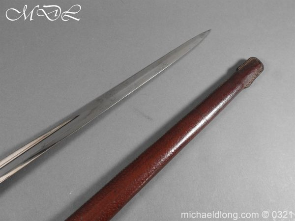 michaeldlong.com 16151 600x450 Victorian Middlesex 5th Rifle Voluneer's Officer's Sword