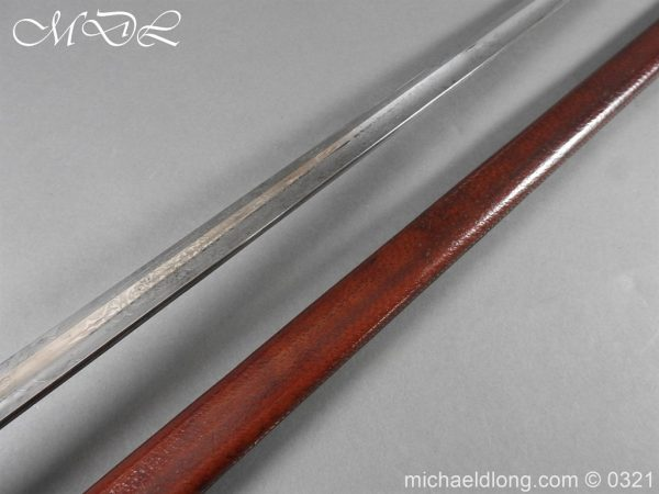 michaeldlong.com 16154 600x450 Victorian Middlesex 5th Rifle Voluneer's Officer's Sword