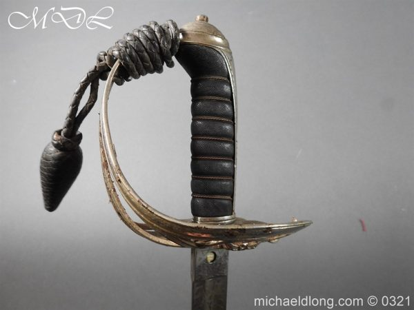 michaeldlong.com 16170 600x450 Victorian Middlesex 5th Rifle Voluneer's Officer's Sword