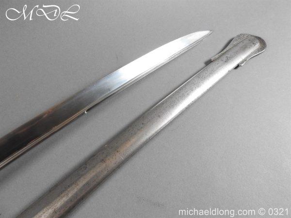 michaeldlong.com 16390 600x450 14th Light Dragoons 1821 Officer's Sword