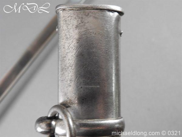 michaeldlong.com 16393 600x450 14th Light Dragoons 1821 Officer's Sword