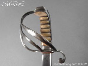 michaeldlong.com 16400 300x225 14th Light Dragoons 1821 Officer's Sword