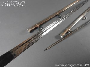 michaeldlong.com 16861 300x225 1912 Pattern Cavalry Officers Swords Made for the Sons of the Maharaja of Gwalior