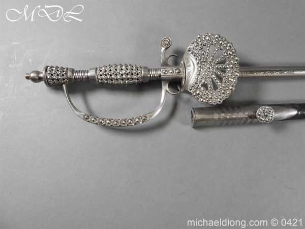 michaeldlong.com 16902 600x450 British Cut Steel Small Sword