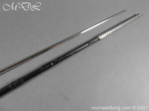 michaeldlong.com 16904 300x225 British Cut Steel Small Sword