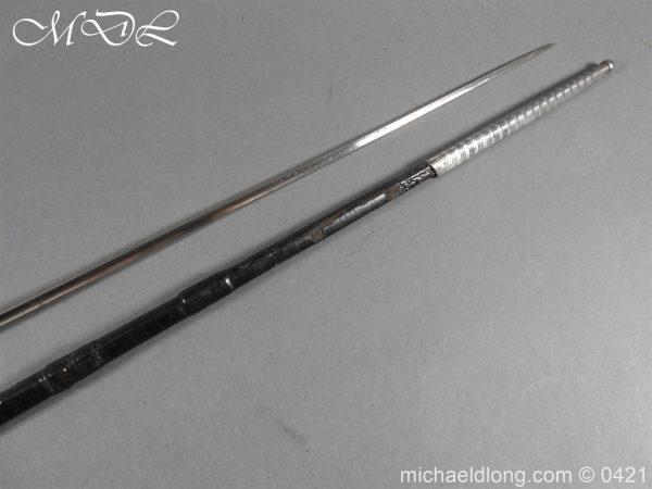 michaeldlong.com 16904 600x450 British Cut Steel Small Sword