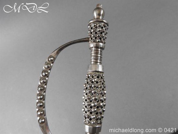 michaeldlong.com 16920 600x450 British Cut Steel Small Sword