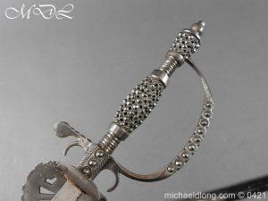 michaeldlong.com 16921 300x225 British Cut Steel Small Sword