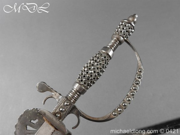 michaeldlong.com 16921 600x450 British Cut Steel Small Sword