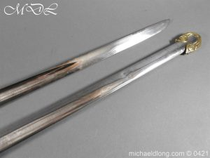 michaeldlong.com 17030 300x225 British 1832 pattern 2nd Life Guards Officer's Dress Sword