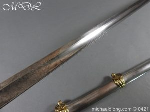 michaeldlong.com 17041 300x225 British 1832 pattern 2nd Life Guards Officer's Dress Sword
