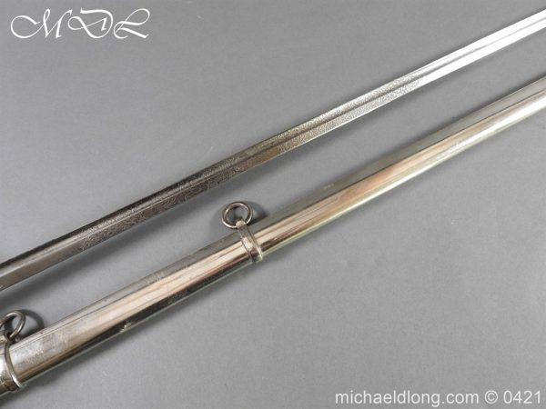 michaeldlong.com 17055 600x450 10th Hussars Officer's Sword by Wilkinson Sword