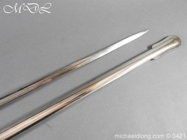michaeldlong.com 17056 600x450 10th Hussars Officer's Sword by Wilkinson Sword